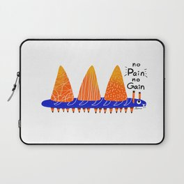 Baguette monster Laptop Sleeve