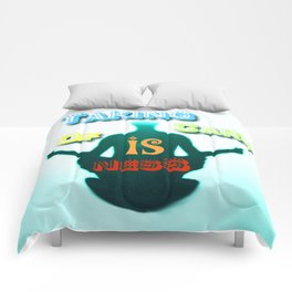 Taking Care Of Isness Comforters