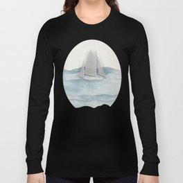 Floating Ship Langarmshirt