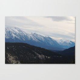 Banff, Canada Canvas Print