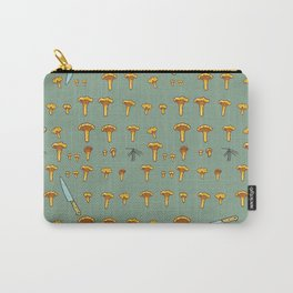 Mushroom hunting Carry-All Pouch