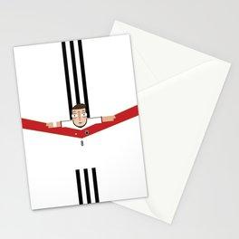 Mesut Özil Germany Illustration Stationery Cards