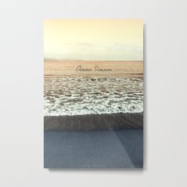 Ocean Dream III Metal Print