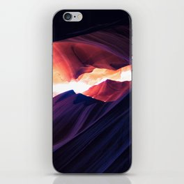 Antelope Canyon, Arizona iPhone Skin