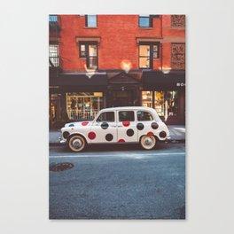 Bleecker Street Canvas Print