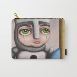 Crying Knight Carry-All Pouch