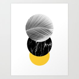 Elemental III Art Print
