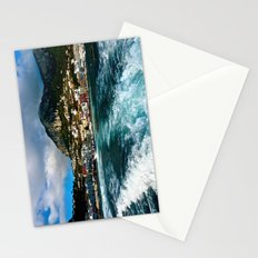 Leaving Behind the Coast of Amalfi  Stationery Cards