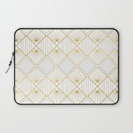 Art DECO - Mix & Match with Simplicity of Life Laptop Sleeve