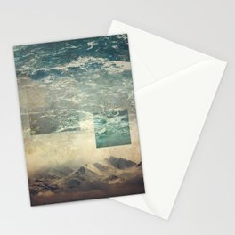 Oceans In The Sky Stationery Cards
