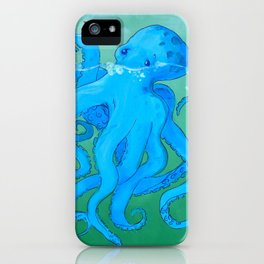Octo Love Against the Odds iPhone Case