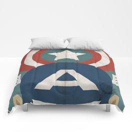 Star-Spangled Avenger Comforters