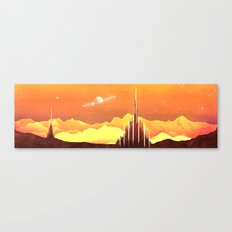 The Spire Canvas Print
