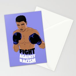 Fight Against Racism Stationery Cards