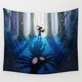 Forest Majora Wall Tapestry