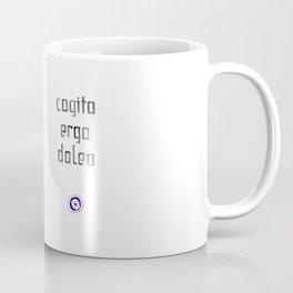 Cogito ergo doleo Coffee Mug