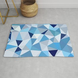 Triangular  low poly, mosaic pattern background, Vector polygonal illustration graphic, Creative, Or Rug