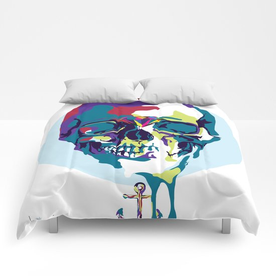mares calmos não fazem marinheiros_zero um Comforters