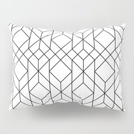 Art Deco Geometry 5 Pillow Sham