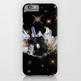 Star Aura Quartz iPhone Case
