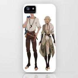 Style swap iPhone Case