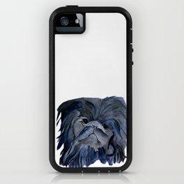 Pekingese Dog love... iPhone Case