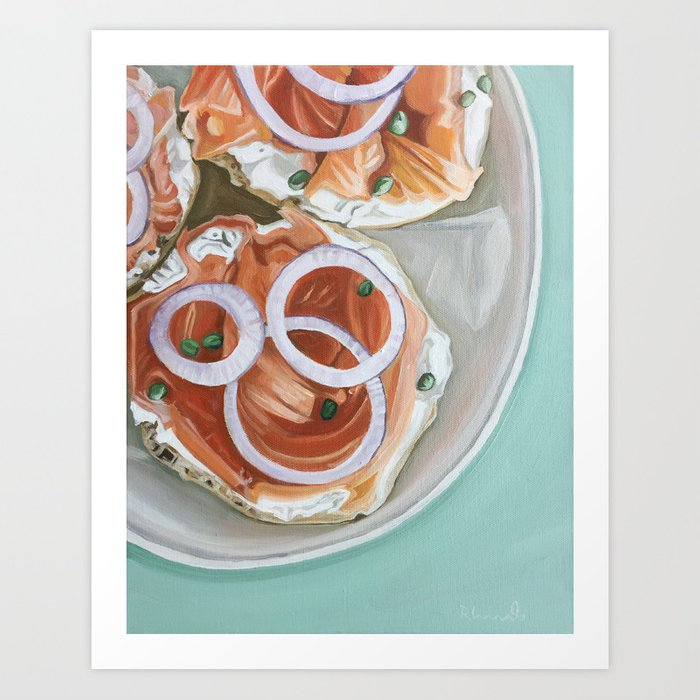 Breakfast Delight Kunstdrucke