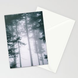 Moody Forest II Stationery Cards
