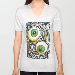 Aye, Eye Unisex V-Neck