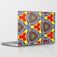 trippy Laptop & iPad Skins featuring Trippy by EBC art