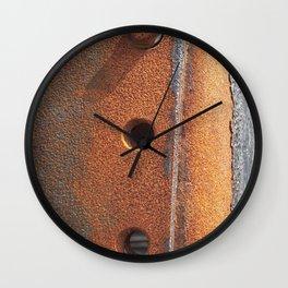 Boiler no more Wall Clock