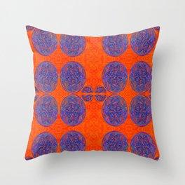 Celtic Knot Work Throw Pillow