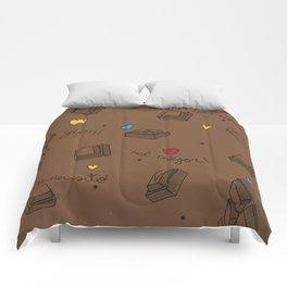 Más rica Comforters