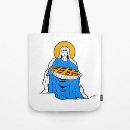 Pietà Tote Bag