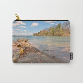 Wellesley Island Coastal Scenery Carry-All Pouch