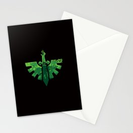 Angels on the horizon Stationery Cards