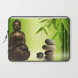 Spiritual calm Laptop Sleeve