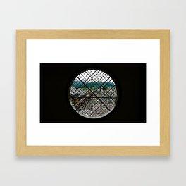 Retrovertigo Framed Art Print
