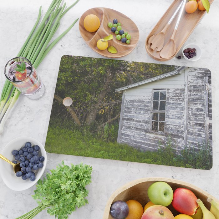 Johnson Farmstead 4 Cutting Board