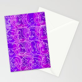For Your Ears Stationery Cards