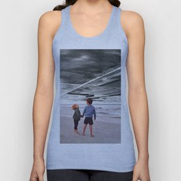 The Foreshadow Unisex Tank Top