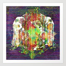 Rare Earth 2 Art Print