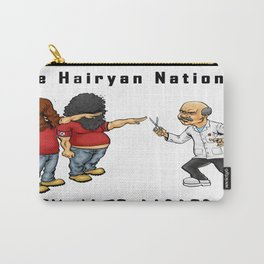 The Hairyan Nations Carry-All Pouch
