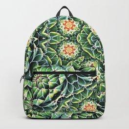 Succulent Splendor Backpack