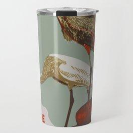 Visit the Zoo - African Birds Travel Mug