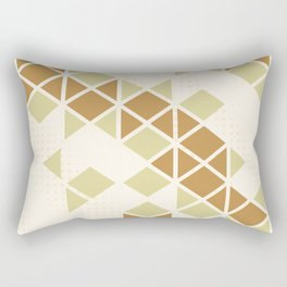Bermuda Triangle Rectangular Pillow