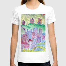 Pittsburgh Is Home T-shirt
