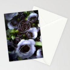 A wedding day, night version Stationery Cards