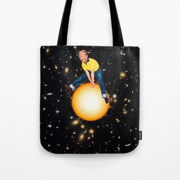 Star Hopper 2 Tote Bag