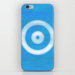 Water Sight iPhone Skin